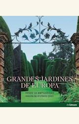 Papel GRANDES JARDINES DE EUROPA