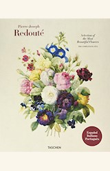 Papel REDOUTE, SELECTION OF THE MOST BEAUTIFUL FLOWERS