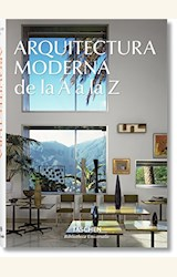 Papel ARQUITECTURA MODERNA DE LA A A LA Z