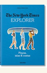 Papel THE NEW YORK TIMES EXPLORER. PLAYAS ISLAS & COSTAS