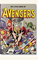 Papel THE LITTLE BOOK OF THE AVENGERS