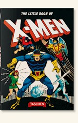 Papel THE LITTLE BOOK OF X-MEN