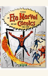 Papel LA ERA MARVEL DE LOS COMICS 1961-1978