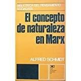 Papel EL CONCEPTO DE NATURALEZA EN MARX