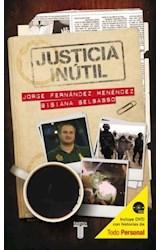 E-book Justicia inútil