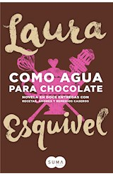 E-book Como agua para chocolate