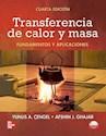 Libro Transferencia De Calor Y Masa