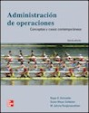 Libro Administracion De Operaciones
