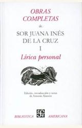 Papel OBRAS COMPLETAS. I. LÍRICA PERSONAL
