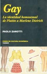 Papel GAY. LA IDENTIDAD HOMOSEXUAL DE PLATON A MARLENE DIETRICH