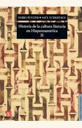 Papel HISTORIA DE LA CULTURA LITERARIA EN HISPANOAMERICA II