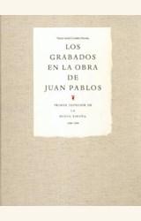 Papel LOS GRABADOS EN LA OBRA DE JUAN PABLOS