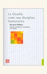 Papel LA FILOSOFIA COMO UNA DISCIPLINA HUMANISTICA