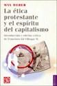 Libro La Etica Protestante Y El Espiritu Del Capitalismo