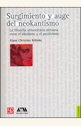 Papel SURGIMIENTO Y AUGE DEL NEOKANTISMO