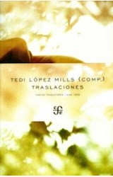 Papel TRASLACIONES. POETAS TRADUCTORES 1939-1959