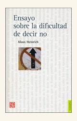 Papel ENSAYO SOBRE LA DIFICULTAD DE DECIR NO