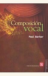 Papel COMPOSICION VOCAL