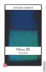 Papel OBRAS III (SARDUY)