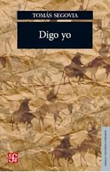 E-book Digo yo