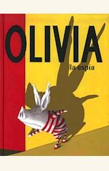 Papel OLIVIA LA ESPÍA