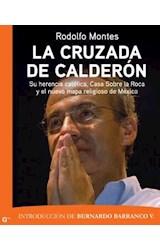E-book La cruzada de Calderón