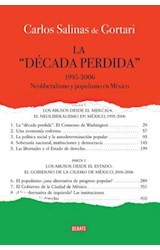 E-book La década perdida