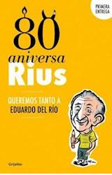 E-book 80 Aniversarius (80 Aniversarius 1)