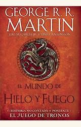 Papel EL MUNDO DE HIELO Y FUEGO