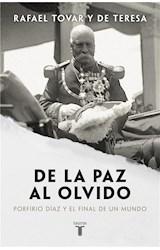 E-book De la paz al olvido