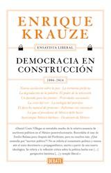 E-book Democracia en construcción (Ensayista liberal 6)