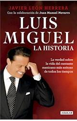 E-book Luis Miguel: la historia