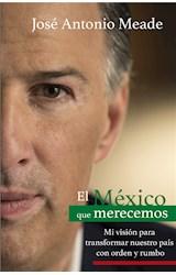 E-book El México que merecemos
