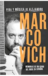E-book Vida y música de Alejandro Marcovich