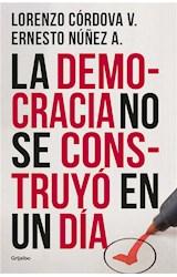E-book La democracia no se construyó en un día