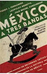 E-book México a tres bandas