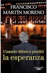 E-book Cuando México perdió la esperanza