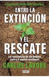 E-book Entre la extinción y el rescate