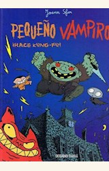 Papel PEQUEÑO VAMPIRO HACE KUNG-FU!