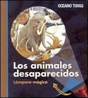 Papel LOS ANIMALES DESAPARECIDOS