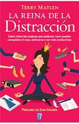 E-book La reina de la distracción
