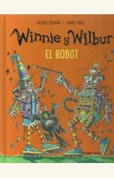 Papel WINNIE Y WILBUR: EL ROBOT