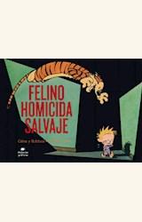 Papel CALVIN Y HOBBES 9. FELINO HOMICIDA SALVAJE