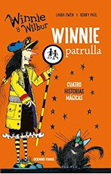 Papel WINNIE Y WILBUR. WINNIE PATRULLA