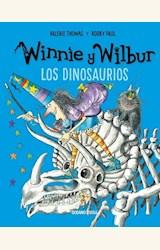 Papel WINNIE Y WILBUR. LOS DINOSAURIOS