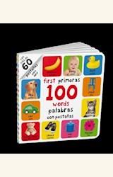 Papel MIS PRIMERAS 100 PALABRAS CON PESTAÑAS (EN INGLES)