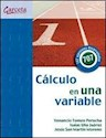 Libro Calculo En Una Variable
