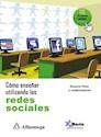 Libro Como Enseñar Utilizando Las Redes Sociales