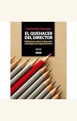 Papel EL QUEHACER DEL DIRECTOR
