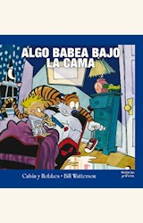Papel ALGO BABEA BAJO LA CAMA